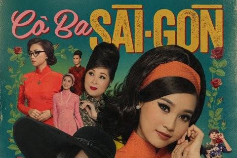 Cô Ba Sài Gòn 'ẵm' Cánh Diều Vàng - ảnh 1