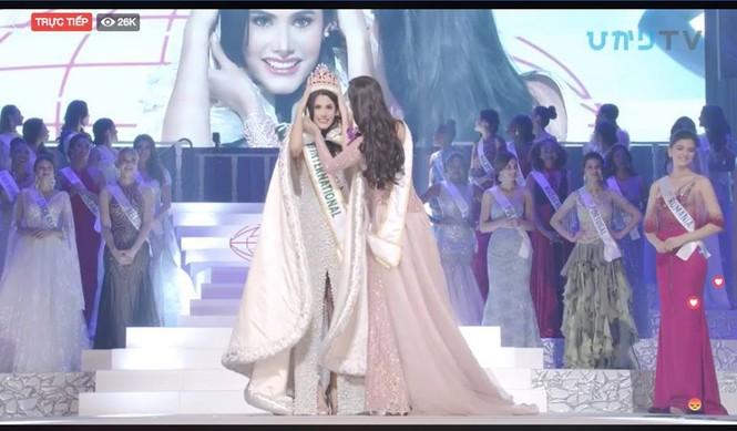 Người đẹp Venezuela đăng quang Hoa hậu Quốc tế 2018 - ảnh 3