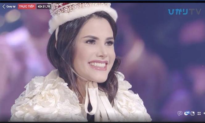 Người đẹp Venezuela đăng quang Hoa hậu Quốc tế 2018 - ảnh 2