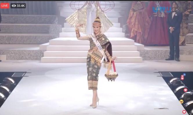 Người đẹp Venezuela đăng quang Hoa hậu Quốc tế 2018 - ảnh 21