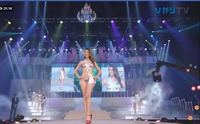 Người đẹp Venezuela đăng quang Hoa hậu Quốc tế 2018 - ảnh 12
