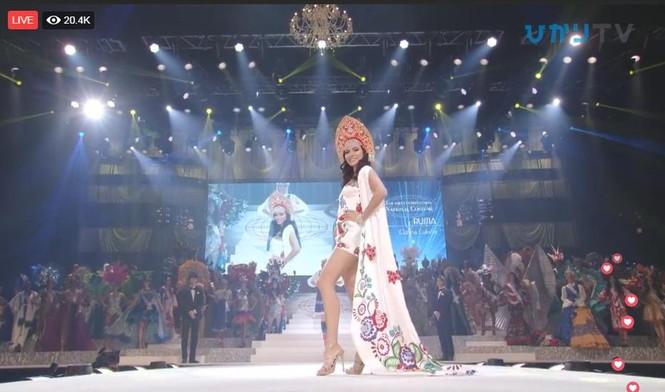 Người đẹp Venezuela đăng quang Hoa hậu Quốc tế 2018 - ảnh 27