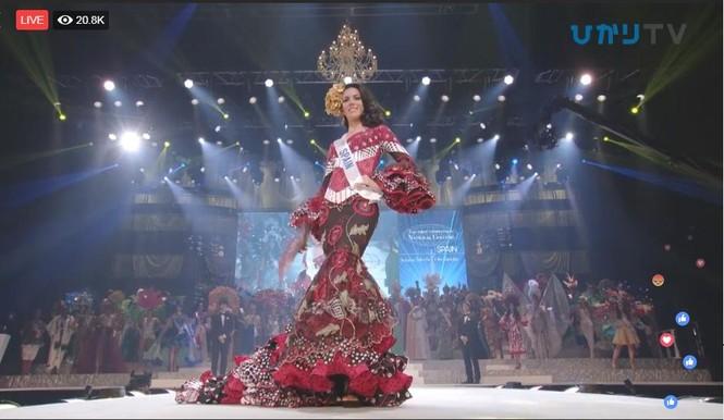 Người đẹp Venezuela đăng quang Hoa hậu Quốc tế 2018 - ảnh 28