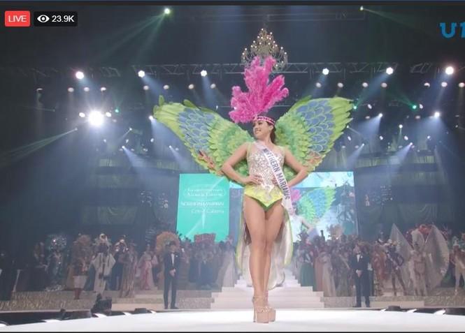Người đẹp Venezuela đăng quang Hoa hậu Quốc tế 2018 - ảnh 23