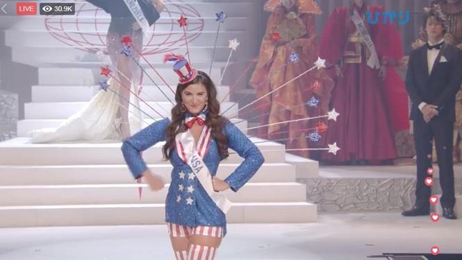 Người đẹp Venezuela đăng quang Hoa hậu Quốc tế 2018 - ảnh 25