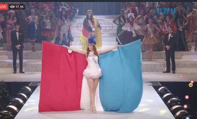 Người đẹp Venezuela đăng quang Hoa hậu Quốc tế 2018 - ảnh 29