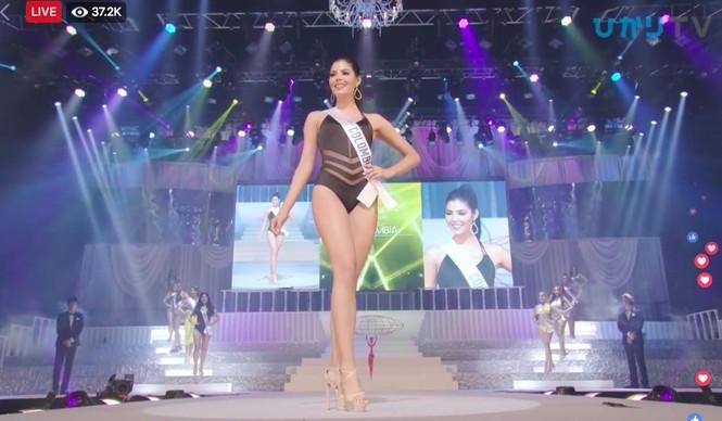 Người đẹp Venezuela đăng quang Hoa hậu Quốc tế 2018 - ảnh 13