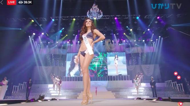 Người đẹp Venezuela đăng quang Hoa hậu Quốc tế 2018 - ảnh 14