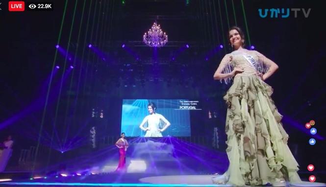 Người đẹp Venezuela đăng quang Hoa hậu Quốc tế 2018 - ảnh 8