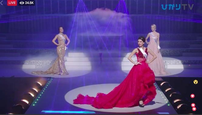 Người đẹp Venezuela đăng quang Hoa hậu Quốc tế 2018 - ảnh 9
