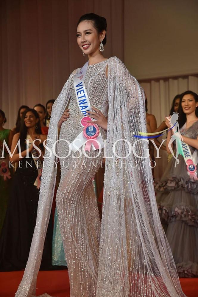 Người đẹp Venezuela đăng quang Hoa hậu Quốc tế 2018 - ảnh 35