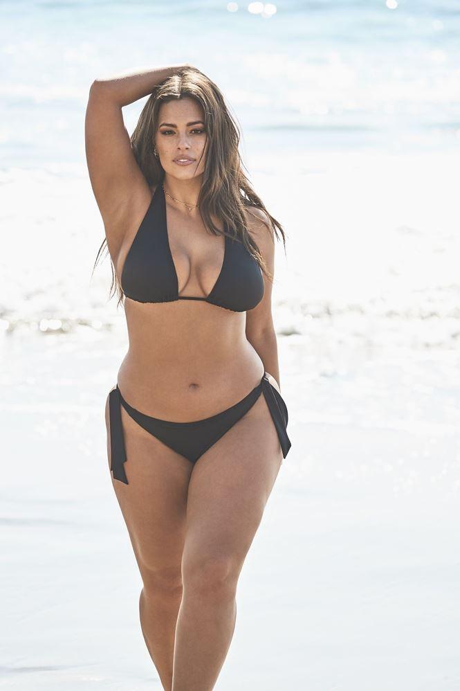 Siêu mẫu ngoại cỡ Ashley Graham khoe dáng nảy nở sexy hết nấc - ảnh 7