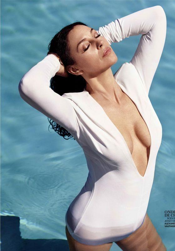 'Người đàn bà đẹp' Monica Bellucci nóng bỏng ngỡ ngàng ở tuổi 55 - ảnh 5