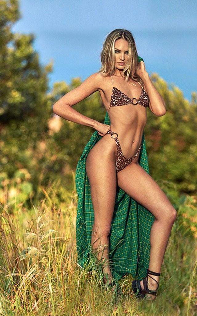 Mê mẩn ngắm 'Biểu tượng sắc đẹp' Nam Phi như búp bê 'Barbie sống'  - ảnh 8