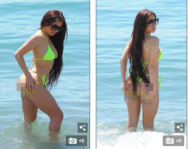 Sao truyền hình 9x quyến rũ 'chết người' với bikini bé xíu - ảnh 6