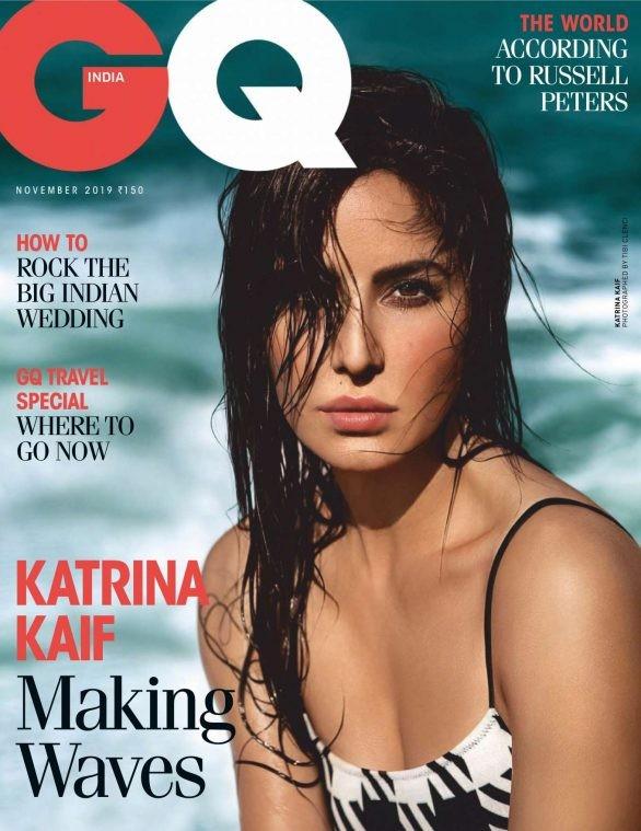 'Phụ nữ gợi cảm nhất Ấn Độ' Katrina Kaif đẹp 'rực lửa' trên tạp chí - ảnh 6