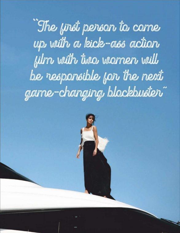 'Phụ nữ gợi cảm nhất Ấn Độ' Katrina Kaif đẹp 'rực lửa' trên tạp chí - ảnh 7