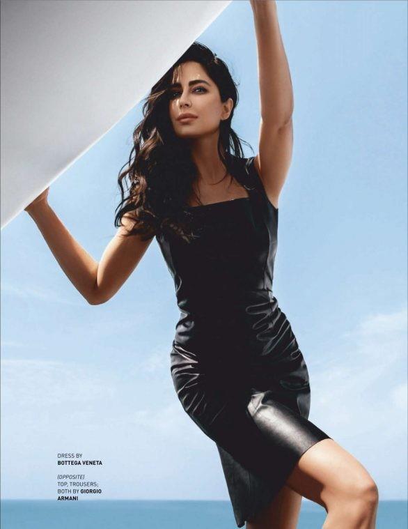 'Phụ nữ gợi cảm nhất Ấn Độ' Katrina Kaif đẹp 'rực lửa' trên tạp chí - ảnh 10