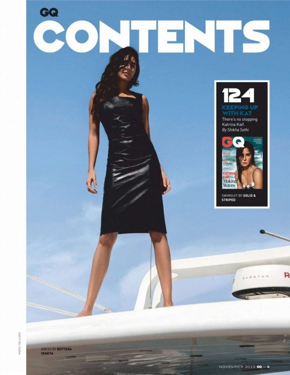 'Phụ nữ gợi cảm nhất Ấn Độ' Katrina Kaif đẹp 'rực lửa' trên tạp chí - ảnh 11