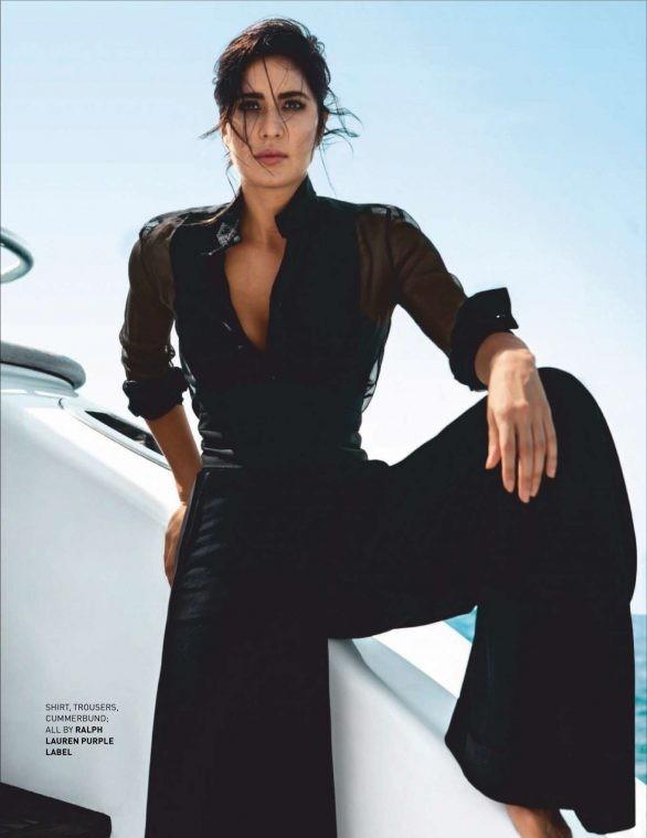 'Phụ nữ gợi cảm nhất Ấn Độ' Katrina Kaif đẹp 'rực lửa' trên tạp chí - ảnh 13