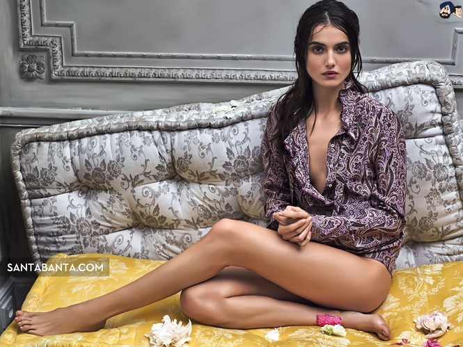 Vẻ đẹp mơn mởn của nàng mẫu 9x Blanca Padilla - ảnh 15