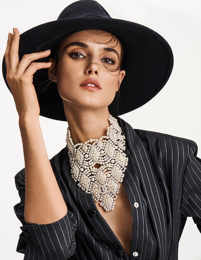 Vẻ đẹp mơn mởn của nàng mẫu 9x Blanca Padilla - ảnh 7