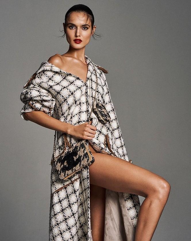 Vẻ đẹp mơn mởn của nàng mẫu 9x Blanca Padilla - ảnh 6
