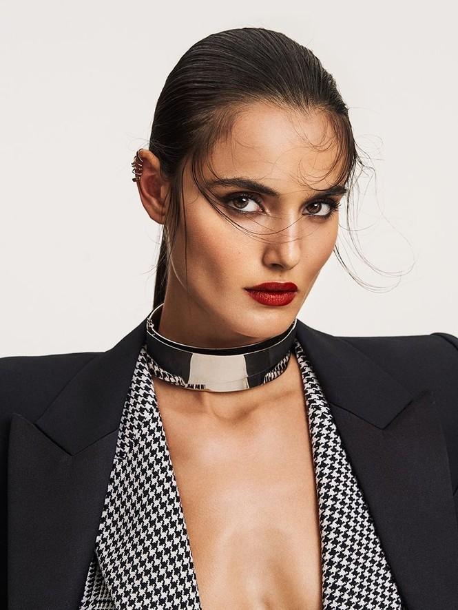Vẻ đẹp mơn mởn của nàng mẫu 9x Blanca Padilla - ảnh 1