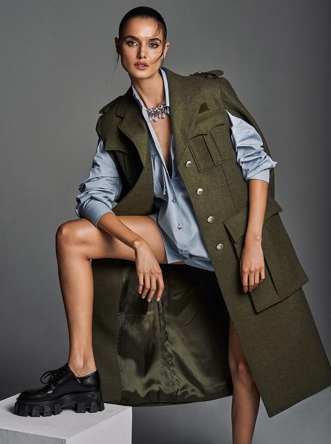 Vẻ đẹp mơn mởn của nàng mẫu 9x Blanca Padilla - ảnh 2