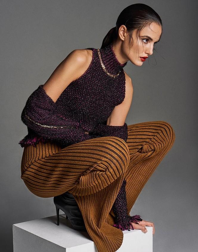 Vẻ đẹp mơn mởn của nàng mẫu 9x Blanca Padilla - ảnh 4