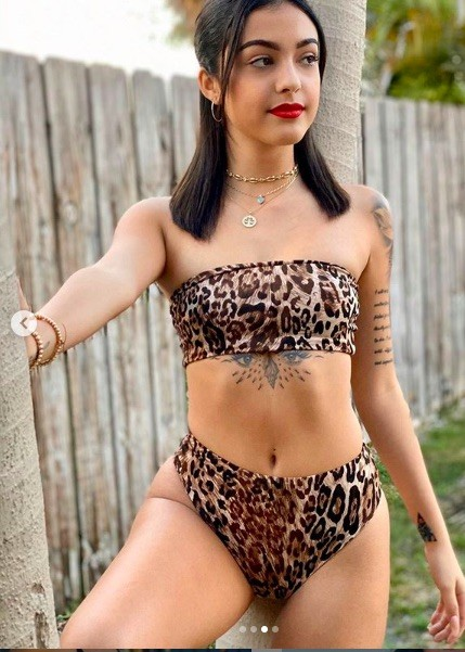 Cô gái Cuba 18 tuổi mặt đẹp như trăng rằm, thân hình gợi cảm 'đốt mắt' - ảnh 5