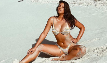 Ba vòng 'nảy lửa' của mẫu ngoại cỡ 9x Lorena Duran  - ảnh 3