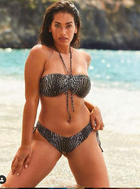 Ba vòng 'nảy lửa' của mẫu ngoại cỡ 9x Lorena Duran  - ảnh 7
