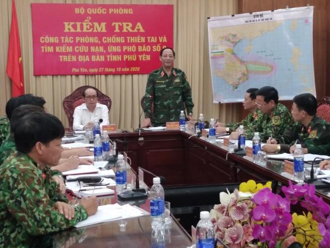 Từ 20 giờ tối nay, Đà Nẵng yêu cầu người dân không ra khỏi nhà để tránh bão số 9 - ảnh 4