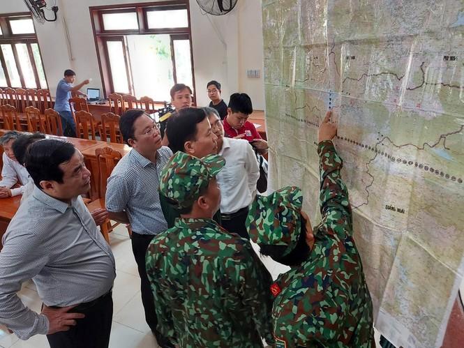 Vụ sạt lở 43 người mất tích ở Quảng Nam: Tìm được hàng chục người còn sống - ảnh 14