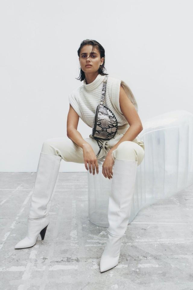'Thiên thần nội y' Taylor Hill thần thái đẳng cấp siêu mẫu quốc tế, sexy đầy quyền lực  - ảnh 15