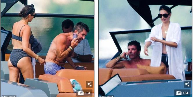 Bà xã của Simon Cowel mặc bikini phô dáng đẹp ngỡ ngàng ở tuổi U50 - ảnh 2