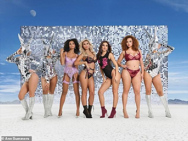 Hoa hậu Liverpool nóng bỏng 'nghẹt thở' với nội y - ảnh 2