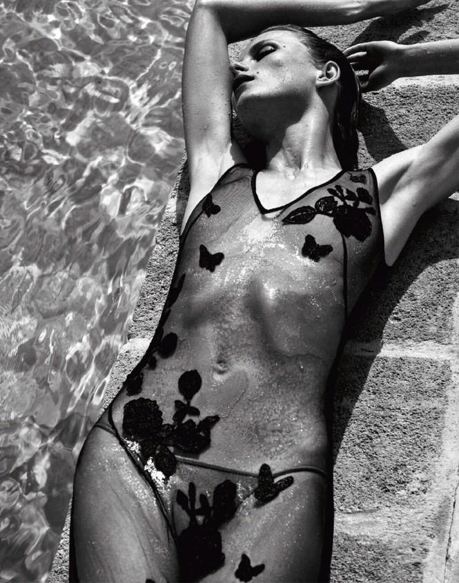 Sắc vóc của nàng mẫu trong clip quảng cáo của Louis Vuitton quay ở Việt Nam - ảnh 7