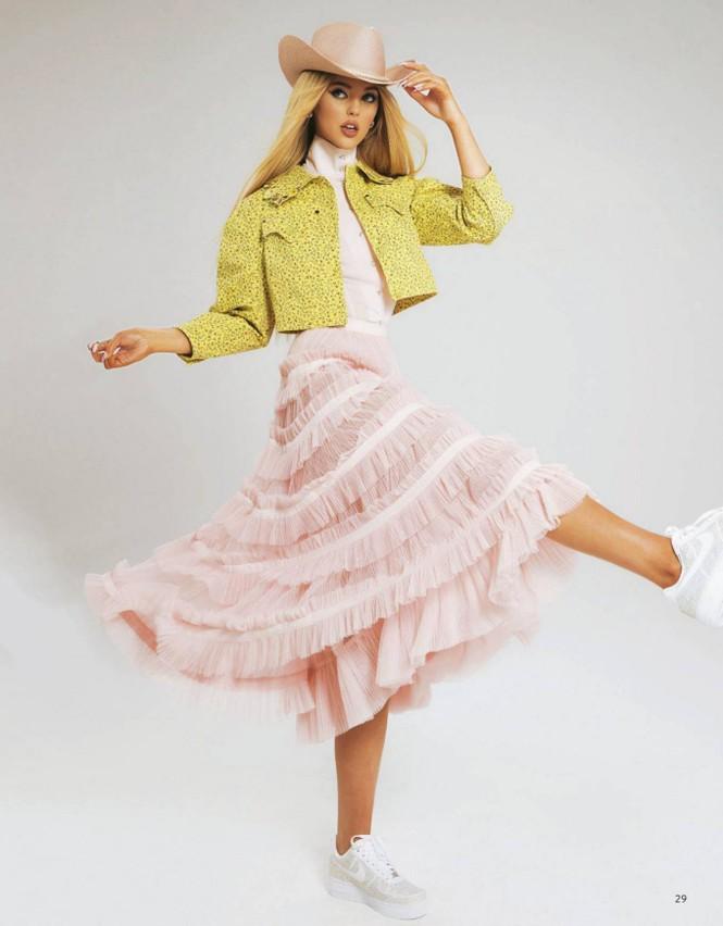 Mê mẩn ngắm 'búp bê Barbie' giữa đời thực Loren Gray  - ảnh 8