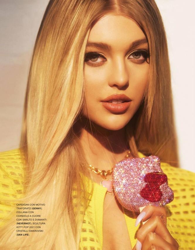 Mê mẩn ngắm 'búp bê Barbie' giữa đời thực Loren Gray  - ảnh 11