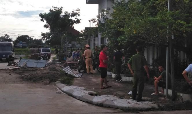 Quảng Ninh: hơn 20 đối tượng vác súng truy sát nhau giữa ban ngày - ảnh 3