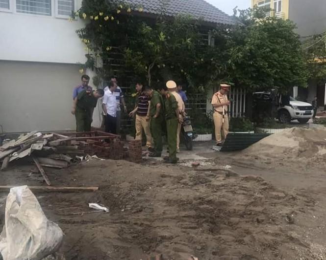 Quảng Ninh: hơn 20 đối tượng vác súng truy sát nhau giữa ban ngày - ảnh 1