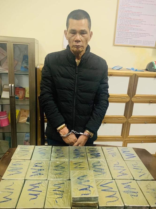 Hải Phòng triệt phá đường dây ma túy, thu giữ 44 bánh heroin  - ảnh 2
