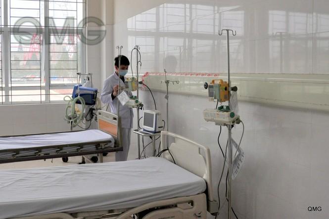 Móng Cái đưa vào sử dụng bệnh viện cách ly đặc biệt với quy mô 500 giường bệnh - ảnh 5