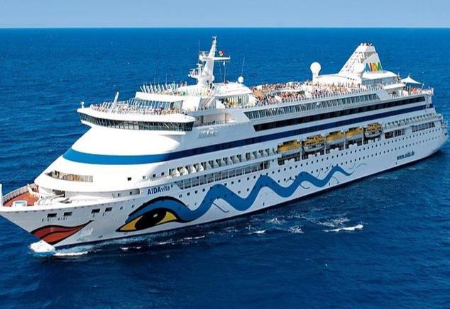 Siêu du thuyền của Ý cùng hơn 1.000 khách bị Quảng Ninh từ chối cập cảng - ảnh 1