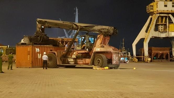 Hải Phòng: Tai nạn lao động tại cảng Chùa Vẽ khiến 4 người thương vong - ảnh 1