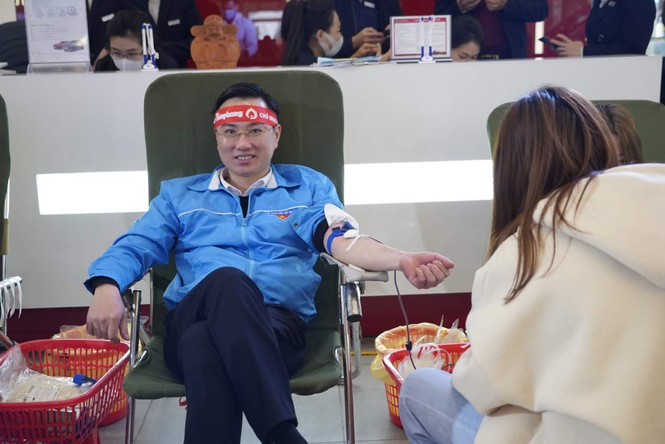 Chủ nhật Đỏ Quảng Ninh lan tỏa tình yêu thương - ảnh 11