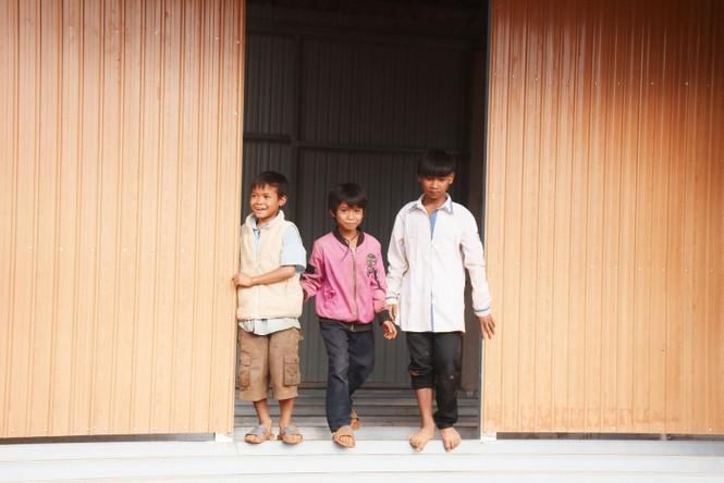 144 hộ nghèo người Ba Na có nhà mới đón Tết - ảnh 2