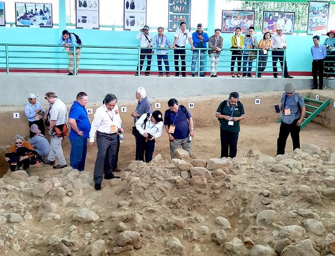 Di tích khảo cổ Rộc Tưng - Gò Đá được xếp hạng di tích quốc gia - ảnh 1